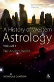 History of Western Astrology, Vol. I
